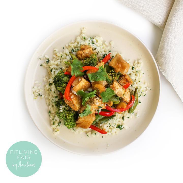 FitLiving Eats by Heirloom - prepared meals
